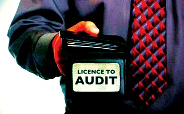 Is the auditor always right? (spoiler alert, the answer is no!)