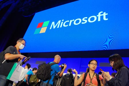 Government Microsoft Licensing Agreement extended