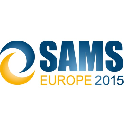 <strong>21st-22nd Sept 2015 &#8211; Berlin </strong> <br>SAMS Europe 2015