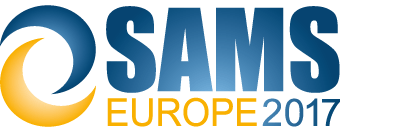 SAMS Europe, Berlin, Sept. 25-27 2018