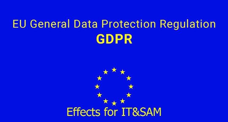 Top IT procurement methods to avoid GDPR fine: Gartner