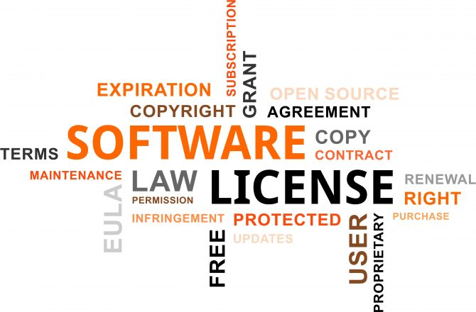 Supplying Legal Notices for Free Software in your Products