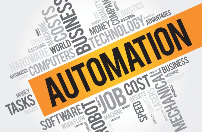 Automation can buy or eat your lunch – what will it be?