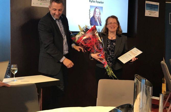 Interview with ITAM Award winner 2019 – Kylie Fowler