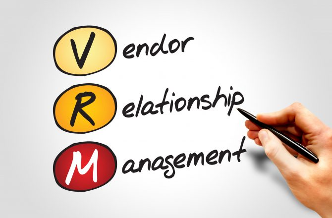 3 Steps to Improve Strategic Vendor Management