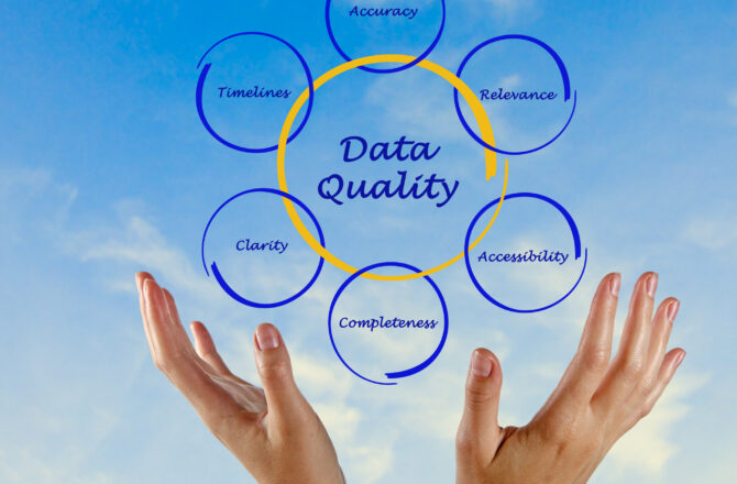 Quality of data in Discovery