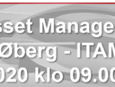 itSMF Finland; IT Asset Management event – March 11 2021